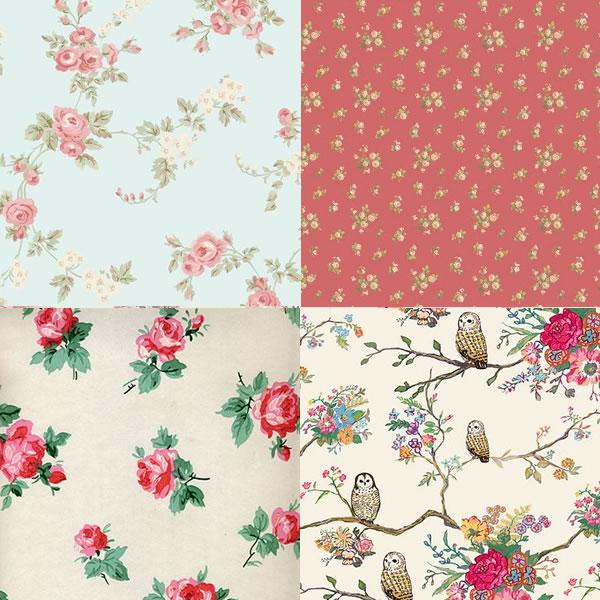 Papel de parede florido - Blog Dica Amiga(6)