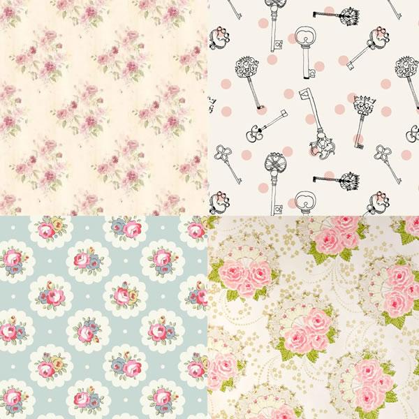 Papel de parede florido - Blog Dica Amiga(8)