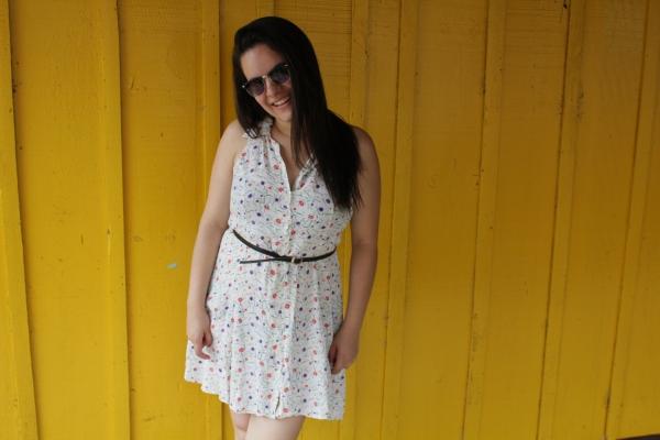 Look com vestido floridinho - Dica Amiga (4)