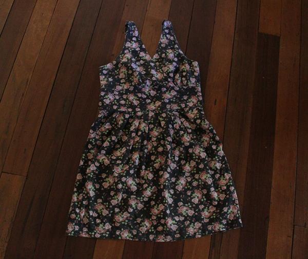 Um vestido por mês - fevereiro - Dica Amiga