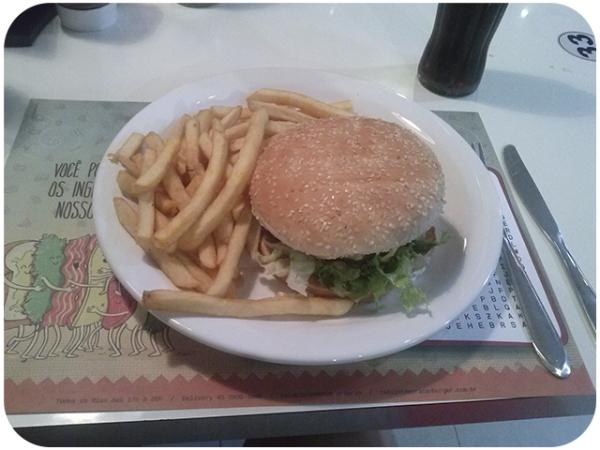 Onde comer em Cascavel - Cadilac Burguer - Dica Amiga 2