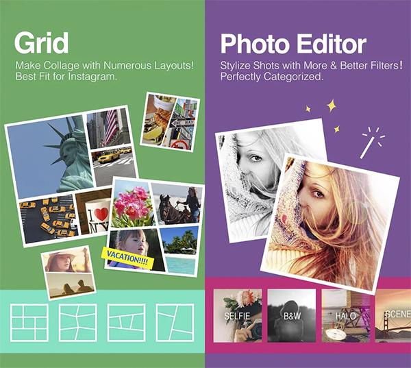 5 aplicativos para edição de fotos - Dica Amiga 2