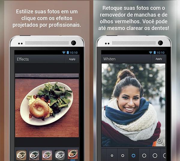 5 aplicativos para edição de fotos - Dica Amiga 3