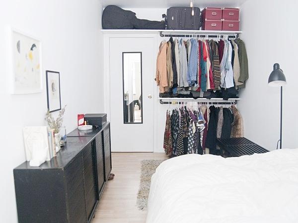 decoracao quarto kitnet:Kitnet da Saritah – inspirações de decoração para kitnet – Dica